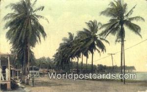 Panama Panama Bay Bay, Causeway