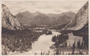 RP; Bow Valley, Banff, Alberta, Canada, PU-1948