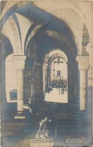 Deutschland / Germany Speyer a. Rh. Krypta im Dom crypt interior photo postcard