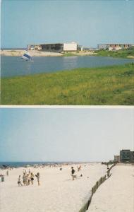 Silver Lake w/ Sea Strand Apartments , Dewey Beach , Delaware , 40-60s