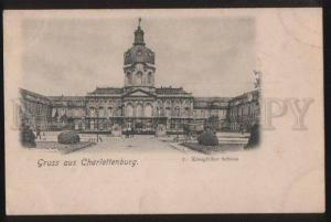 102373 GERMANY Gruss aus Charlottenburg Konigliches Schloss PC
