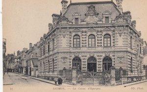 SAUMUR , France , 00-10s ; La Caisse d'Epargne