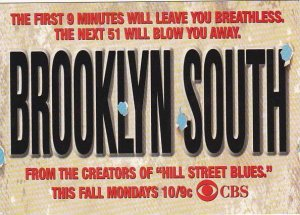Brooklyn South CBS Television