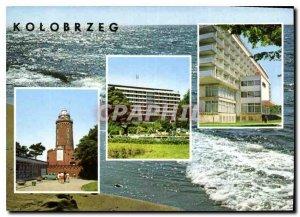Postcard Modern Kolobrzeg