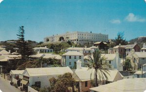 ST. GEORGE, Bermuda, PU-1961; The St. George Hotel