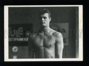 165028 1984 Summer Olympics Juha OVASKAINEN Diving postcard