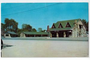 Wadkington Rock Motel, Hopkinsville KY