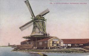 Rotterdam , Netherlands , Windmill , 00-10s