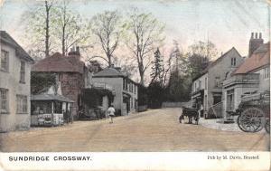 BR75108 sundridge crossway  uk