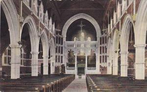 Interior, St. John Church, Sidcup, London, England,  00-10s