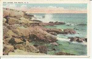 Rye Ledges, Rye  Beach, N.H.