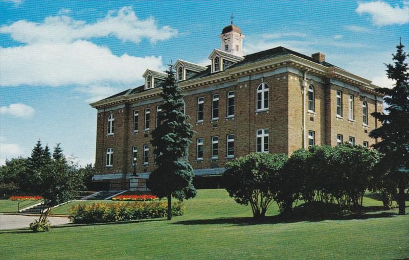 Courthouse, PRINCE ALBERT, Saskatchewan, Canada, 40-60's