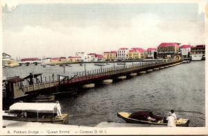 Curacao Pontoon Bridge Queen Emma