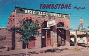 Arkansas Tombstone Bird Cage Theatre
