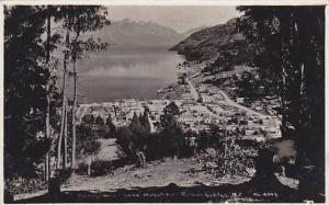 RP, Queenstown, Lake Wakatipu, New Zealand, 1920-1940s