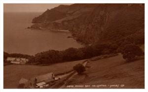 16414  Lynton  Aerial view of Woody Bay    RPC Judges LTD no. 5842