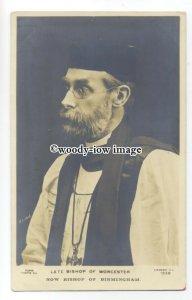 sy3145 - Bishop of Birmingham - postcard