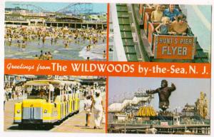 The Wildwoods by-the-Sea NJ