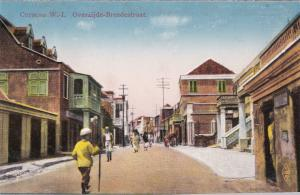 CURACAO, W. I., 1900-10s ; Overzijde-Breedestraat