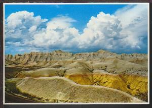 Badlands SD Postcard BIN