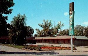 Wyoming Riverton The Hi Lo Motel