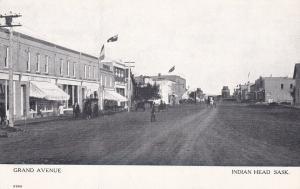 Grand Avenue , INDIAN HEAD, Saskatchewan , Canada , 00-10s