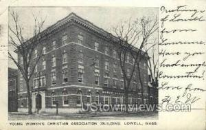 Young Women's Christian Assoc Lowell MA 1906
