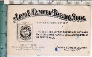 Arm & Hammer Baking Soda, NYC