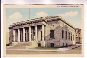 U S Post Office, Somerset, Kentucky,