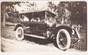 RP; Family out for a ride in their New Car , 00-10s