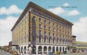 Indiana South Bend Hotel Oliver