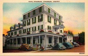 Virginia Strasburg Hotel Strasburg