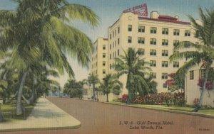 LAKE WORTH , Florida, 1930-40s ; Gulf Stream Hotel