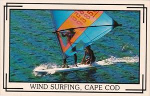 Massachusetts Cape Cod Wind Surfing
