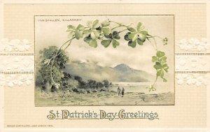 John Winsch John Winsch St. Patrick's Day Postcard Unused