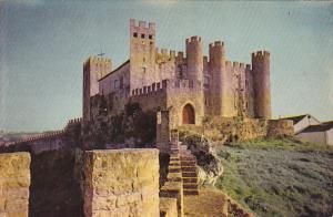 Portugal Obidos The Castle