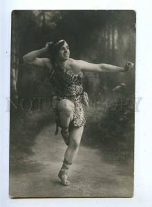 193680 MORDKIN Russian BALLET star DANCER Vintage photo 1913