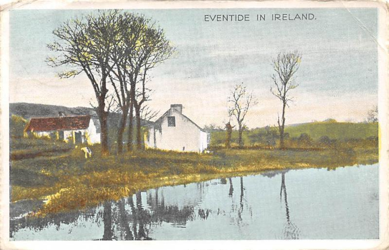 Eventide in Ireland Old Houses Maison Lake
