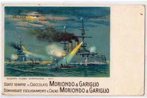 Moriondo & Gariglio, Guerra Russo - Giapponese No.1