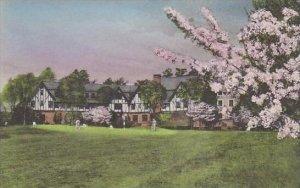 North Carolina Greenboro Sedgefield Inn Albertype