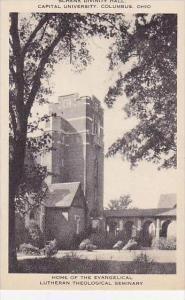 Ohio Columbus Capital University Schenk Divinity HallHome Of The Evangelica L...