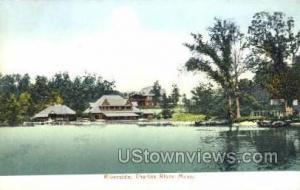 Charles River Riverside MA Unused