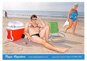Roger Hagadone - Gay Related