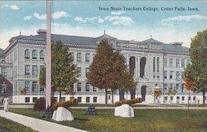 Iowa Cedar Falls Iowa State Teachers College