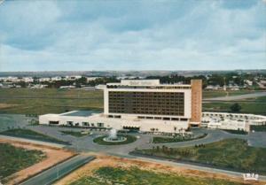 Morocco Rabat The Hilton Hotel