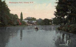 SHUSHAN , New York , 1908 ; Washington Park