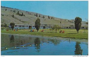 Belvedere Resort Motel,  Woods Lake,  Winfield,  B.C., Canada,  40-60s