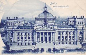 BERLIN , Germany , 00-10s : Reichstagsgebaude