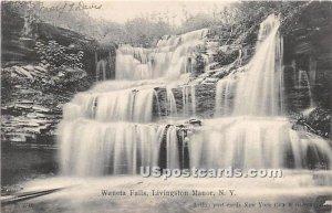 Waneta Falls - Livingston Manor, New York