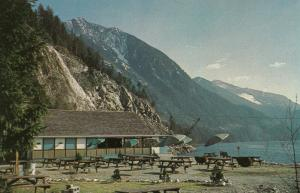 INDIAN ARM , B.C. , Canada, 50-60s ; Granite Falls Lodge